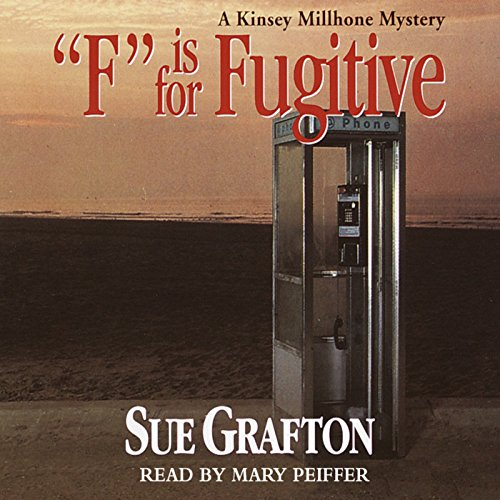 F is for Fugitive cover art