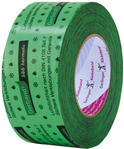 Gerband 586 Grün hermetic, innen, 60mm x 25m, 1 Rolle, 58600011
