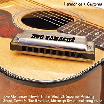 Duo Panaché (Harmonica + Guitares)