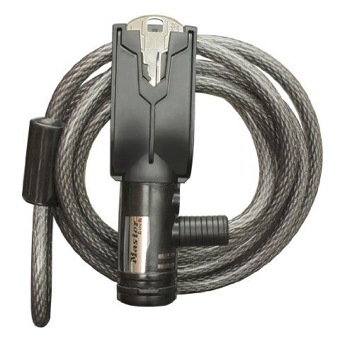 Master Lock 8255DAT Integrated Cable and Lock