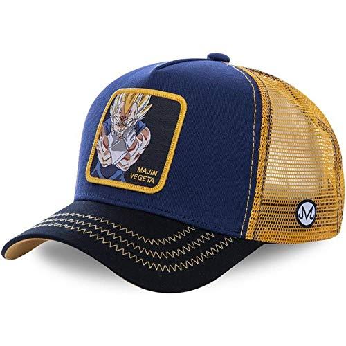 ZFWB Gorra de béisbol de algodón para Hombres y Mujeres Hip Hop Hat