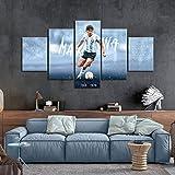 Gtart 3D Bilder Wohnzimmer Wandbilder Modern Leinwand