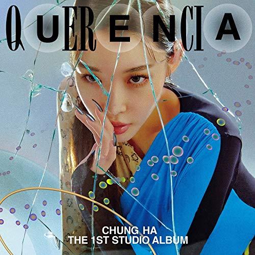 MNH Entertainment CHUNGHA - Querencia (1st Studio Album) Album+Folded Poster+Extra Photocards Set