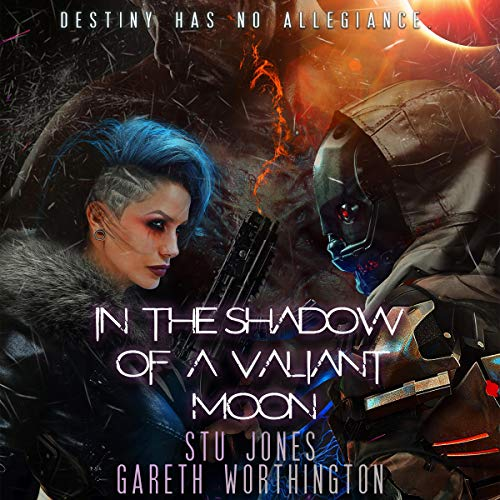 Couverture de In the Shadow of a Valiant Moon