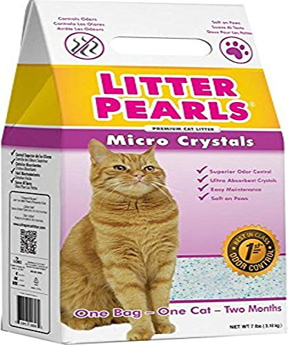 Ultra Pet Cat Litter Pearls Micro Crystals