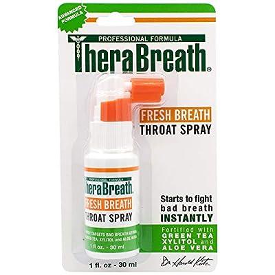 TheraBreath Fresh Breath Throat