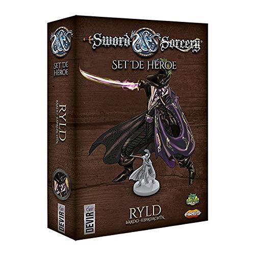 Devir - Personaggi Sword & Sorcery: Ryld (BGSISPR)