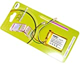 HQRP Battery Compatible with Microsoft Zune X814398-001 HVA-00007 HVA-00018 HVA-00020 HSA-00026 HSA-00028 HSA-00029 HVA-00030 N59774 N59777 N59779 Digital Media MP3 Player + HQRP Coaster