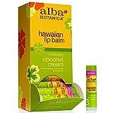 Alba Botanica Lip Balm Coconut Cream