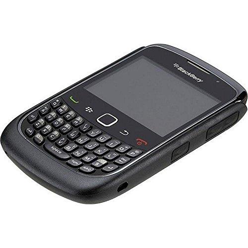 Blackberry ACC-32919-201 Custodia Dura per Smartphone Curve 8520/8530 e Curve 3G 9300/9330, Nero