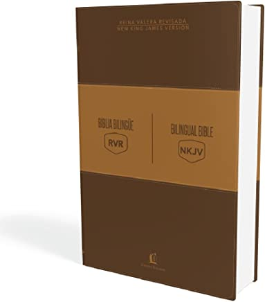 Biblia bilingüe Reina Valera Revisada / New King James (Spanish Edition)