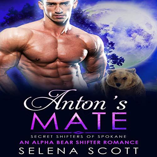 Couverture de Anton's Mate: An Alpha Bear Shifter Romance