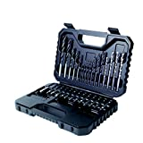 BLACK+DECKER Drilling and Screwdriver Bit Set - 50 Piece