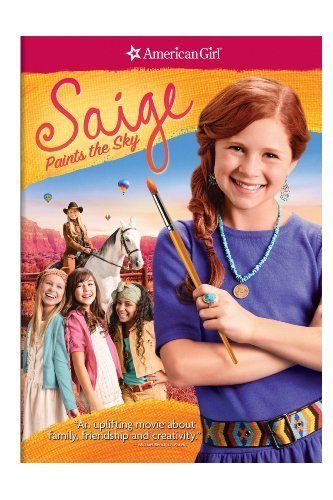 American Girl: Saige Paints the Sky by Jane Seymour