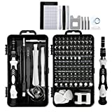 129 in 1 Small Screwdriver set, Precision Screwdriver sets, Professional Electronic Repair tool set, Used to repair mobile phones, iPhone, iPad, watches, tablets, PCs, MacBooks