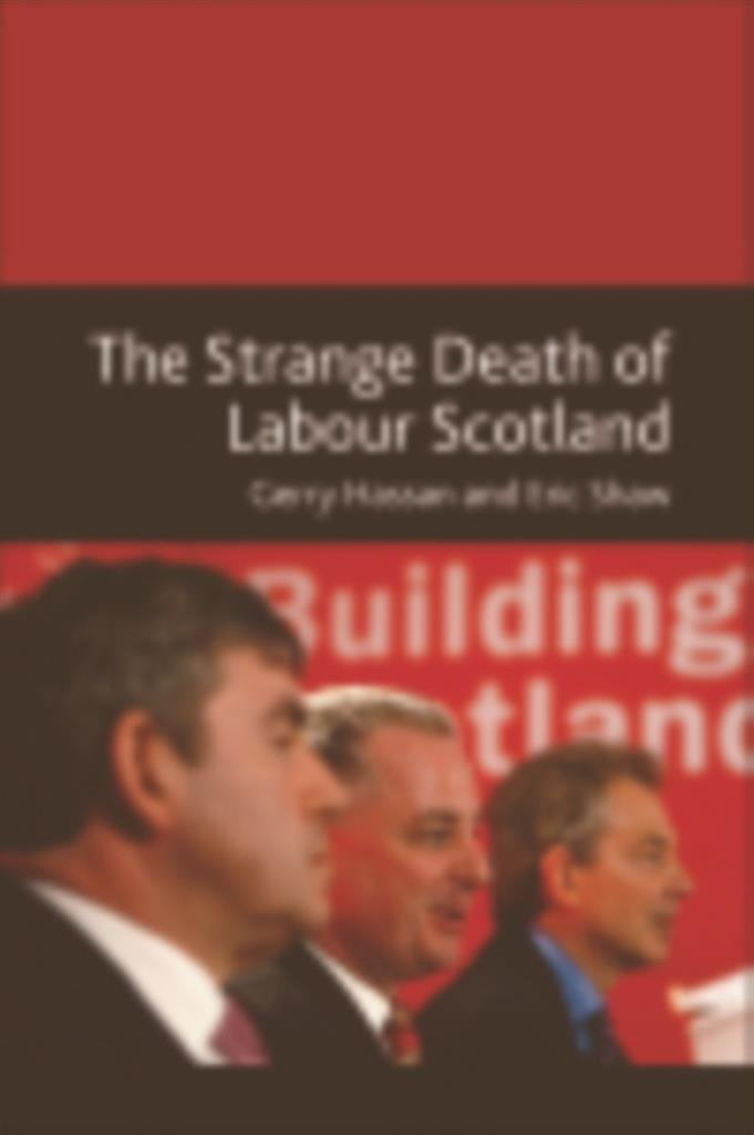 Image OfStrange Death Of Labour Scotland (English Edition)