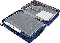 Amazon Basics - Trolley rigido Premium con rotelle pivotanti e lucchetto TSA integrato - 78 cm, Blu #5