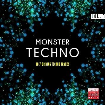 Monster Techno, Vol. 7 (Deep Driving Techno Tracks)