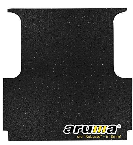 aruma® Antirutschmatte Laderaummatte, Boden Doppelkabine, Double Cap, Pickup, 4. Generation, ohne Laderaumwanne gemessen ab Baujahr 01/2016