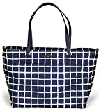 Kate Spade New York Seaside Nylon Francis Baby Bag Diaper Bag French Navy/Cream One Size