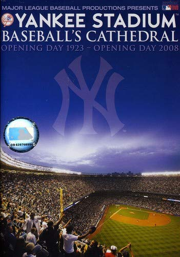 Yankee Stadium: Baseball's Cathedral (With Collectable Ticket & Coin)