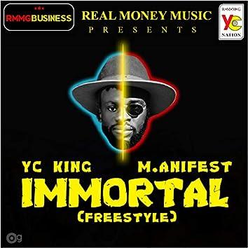 Immortal (feat. M.Anifest)