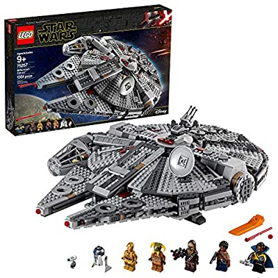 LEGO Star Wars: The Rise of Skywalker Millennium Falcon 75257 Building Kit