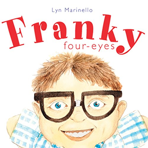 Franky Four-Eyes audiobook cover art