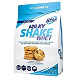 6Pak Milky Shake Whey Protein Concentrate with Buttermilk 300g - Geschmack Cookies