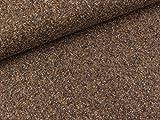 Tweed Camilla Salz und Pfeffer braun-bunt