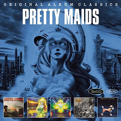 Pretty Maids: Original Album Classics (Audio CD (Standard Version))