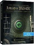 Juego De Tronos Temporada 1 Blu-Ray  Steelbook [Blu-ray]