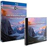 Ken Burns: National Parks Set - America's Best Idea [Blu-ray] [Enhanced CD] (Set of 6 discs Plus CD Soundtrack)