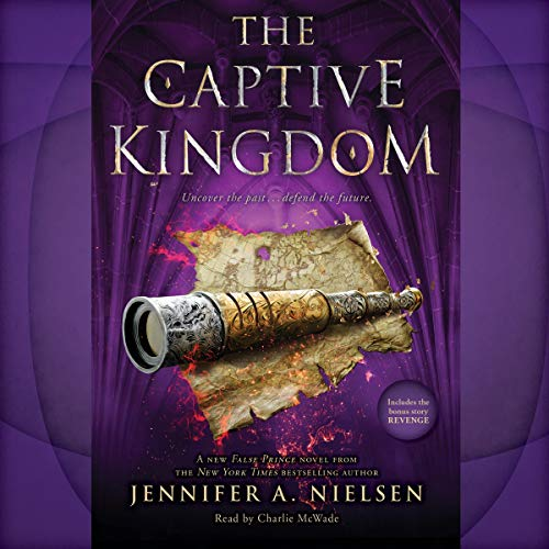 Captive Kingdom  By  cover art
