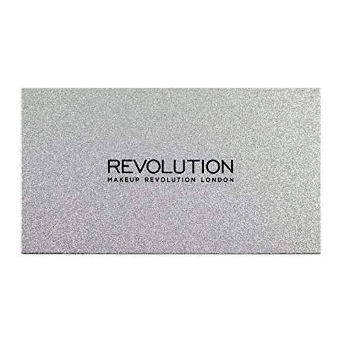 Makeup Revolution Life on the Dancefloor After Party Eyeshadow Palette (Eyeshadow), Multicolor, 26.4g