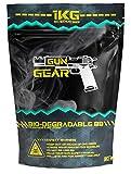 GunGear Airsoft BBS 0,20g Bio Kugeln 6mm 5000 Softair BBS 1kg Bio-degradable Softair Bullets