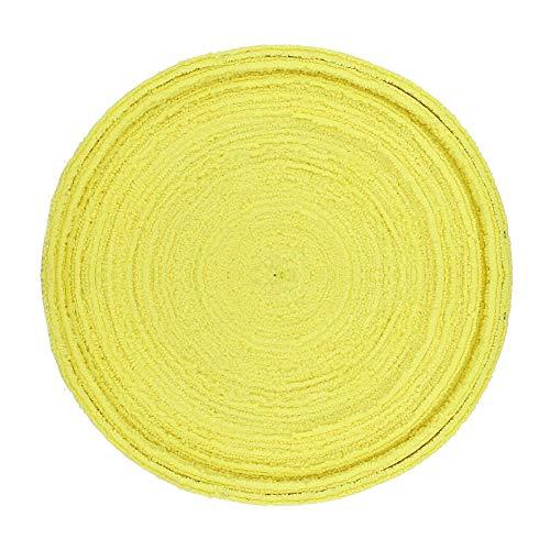 YOPOTIKA Raqueta de tenis Grip Sweatband cinta bádminton raqueta de tenis gran carrete toalla agarre rollo overgrip wraps