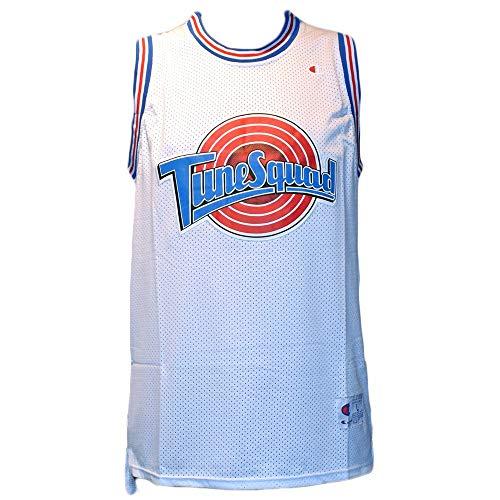 Camiseta de baloncesto de la NBA – Michael Jordan Tune Squad Space Jam – Talla L