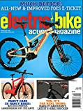 ELECTRIC BIKE ACTION MAGAZINE - FEBRUARY 2021 - ALL-NEW & IMPROVED FOES E-TICKET