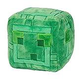 Minecraft 889343033148 MJMC-06359PL-GNA-OS Schleim/Slime 24 cm Plüsch, Grün