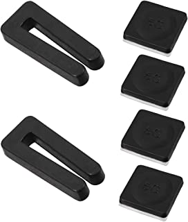Awclub Ceiling Fan Blade Balancing Kit to Reduce Wobbling Black - 2Pack