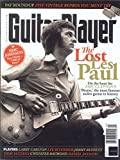 GUITAR PLAYER MAGAZINE - MARCH 2021 - THE LOST LES PAUL