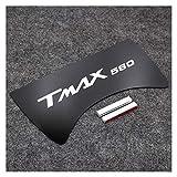 XCVUISDFJK Accessori per Moto Deposito Bagagli Pianta del Bagagliaio Separatore del Tronco Adatto per Yamaha Tmax560 TMAX530 TMAX-560 2017 - Piastra di Isolamento del compartimento 2020