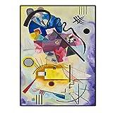 Impresión abstracta lienzo pinturas cartel e impresión pared arte imagen para sala de estar decoración del hogar 40x60 cm