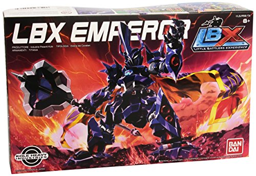 Giochi Preziosi - Lbx Emperor