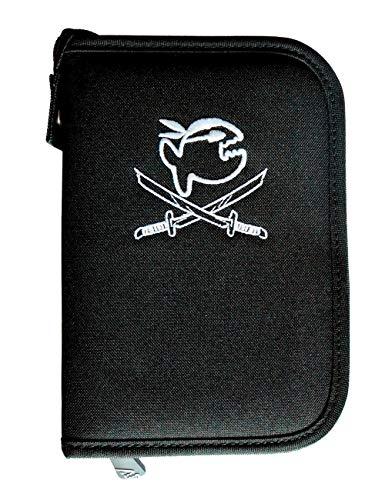 IQ Company iQ Logbook XS, Scuba diving log book binder Scuba diving log book binder - black/Black, XS