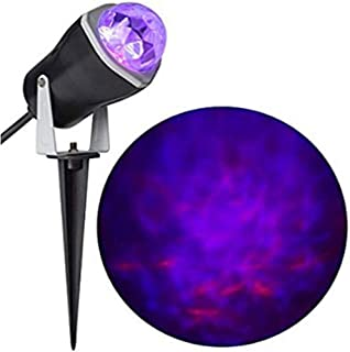 Gemmy Outdoor LightShow Spot Light - Fire & Ice (Purple) - 2 Pack (1)