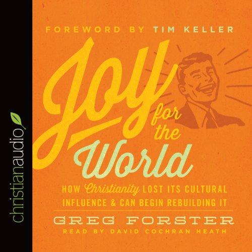 Joy for the World audiobook cover art