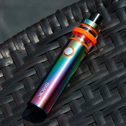 SMOK Vape Pen 22 Starter Kit 1650mAh Con cable USB para cargar/actualizar,Sin nicotina Sin líquido(7-colores)