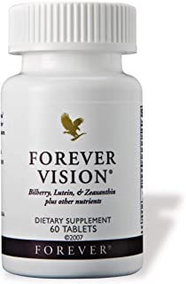 Forever Vision 60 tablets (Made in USA)